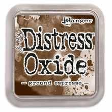 Ranger Distress Oxide Ink Pad Ground Espresso (TDO56010)