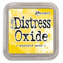 Ranger Distress Oxide Ink Pad Mustard Seed (TDO56089)
