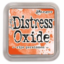 Ranger Distress Oxide Ink Pad Ripe Persimmon (TDO56157)
