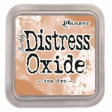 Ranger Distress Oxide Ink Pad Tea Dye (TDO56270)