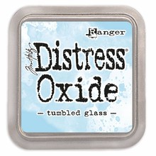 Ranger Distress Oxide Ink Pad Tumbled Glass (TDO56287)
