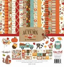 Echo Park Celebrate Autumn 12x12 Inch Collection Kit (CAU158016)