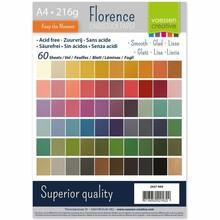 Vaessen Creative Florance Cardstock Glad Assortment A4 (2927-999)