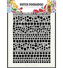 Dutch Doobadoo Dutch Mask Art A5 Squares (470.715.128)