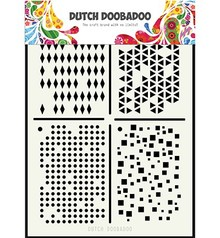Dutch Doobadoo Dutch Mask Art A5 Multistencil (470.715.129)