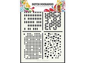 Dutch Doobadoo Dutch Mask Art A5 Multistencil (470.715.129)