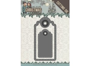 Amy Design Christmas Wishes Wishing Labels Die (ADD10153)