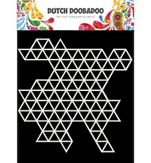 Dutch Doobadoo Dutch Mask Art A5 Triangle (470.715.612)