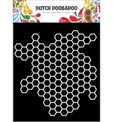 Dutch Doobadoo Dutch Mask Art A5 Honeycomb (470.715.613)