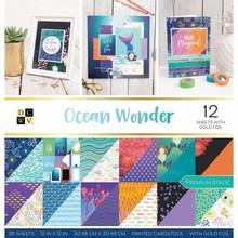 DCWV Ocean Wonder 12x12 Inch Premium Stack (614320)