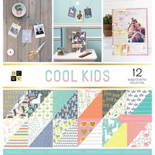 DCWV Cool Kids 12x12 Inch Premium Stack (614323)