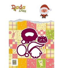 Nellie Snellen Dada Dies Santa Claus (DDD016)