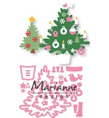 Marianne Design Collectable Eline's Christmas Tree (COL1459)