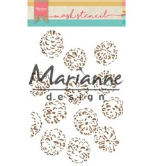 Marianne Design Masking Stencil Tiny's Pine Cone (PS8010)