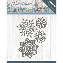 Precious Marieke Winter Flowers  Ice Flowers (PM10143)