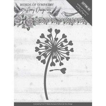 Amy Design Words of Sympathy Sympathy Flower Die (ADD10155)