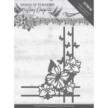 Amy Design Words of Sympathy Sympathy Corner Die (ADD10156)