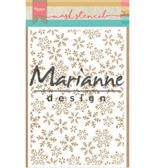 Marianne Design Masking Stencil Tiny's Ice Crystal (PS8011)