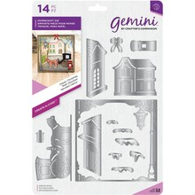 Gemini Classic Christmas Papercraft Die (GEM-MD-CAD-CC)