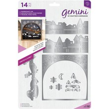 Gemini Christmas Spirit Papercraft Die (GEM-MD-CAD-CS)