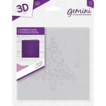 Gemini Festive Pine 3D Embossing Folder (EM-EF5-3D-FP)