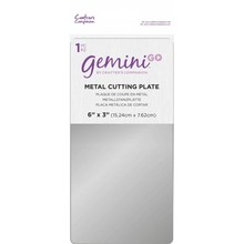 Crafter's Companion Gemini Go - Metal Cutting Plate (GEMGO-ACC-MAGS)