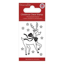 Dovecraft Clear Stamp Rudolph (SCSTP167X18)
