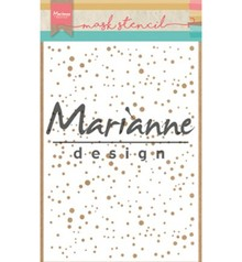 Marianne Design Masking Stencil Tiny's Snow Flakes (PS8012)
