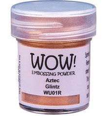 WOW! Aztec Glintz Embossing Powder (WU01R)