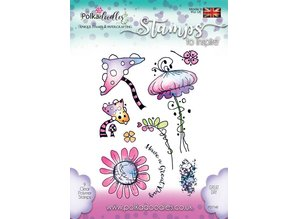 Polkadoodles Great Days Clear Stamps (PD7148)
