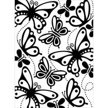 Darice Embossing Essentials Butterflies (1219-207)
