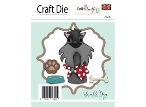 Polkadoodles Adorable Dog Dies (PD7024)