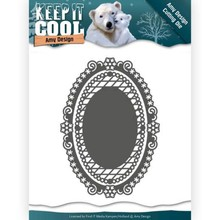 Amy Design Keep it Cool Keep it Oval Die (ADD10161)