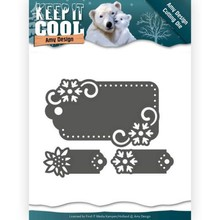 Amy Design Keep it Cool Cool Tags Die (ADD10164)