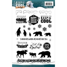 Amy Design Keep It Cool Clear Stamp Set (ADCS10056)