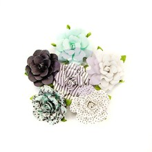 Prima Marketing Inc Flirty Fleur Dots & Stripes Flowers (634490)