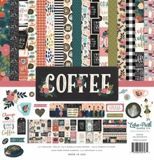 Echo Park Coffee 12x12 Inch Collection Kit (CO164016)