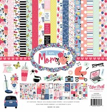Echo Park I Am Mom 12x12 Inch Collection Kit (MOM165016)