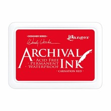 Ranger Archival Ink Cardination Red (AID41399)