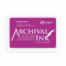 Ranger Archival Ink Cactus Flower (AID48985)