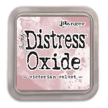 Ranger Distress Oxide Ink Pad Victorian Velvet (TDO56300)