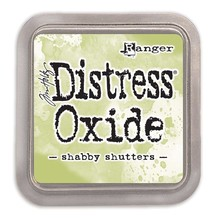 Ranger Distress Oxide Ink Pad Shabby Shutters (TDO56201)