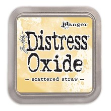 Ranger Distress Oxide Ink Pad Scattered Straw (TDO56188)