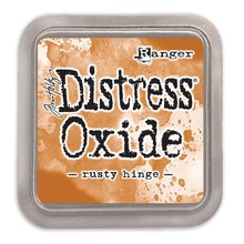 Ranger Distress Oxide Ink Pad Rusty Hinge (TDO56164)