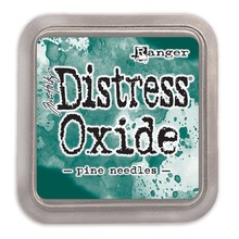 Ranger Distress Oxide Ink Pad Pine Needles (TDO56133)