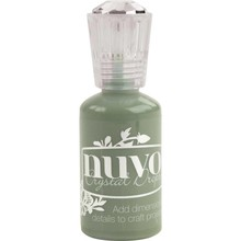 Nuvo Glitter Drops Olive Branch (688N)