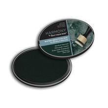 Spectrum Noir Ink Pad Harmony Water Reactive Smoke Emerald (SN-IP-HWR-SEME)