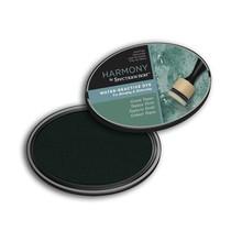 Spectrum Noir Ink Pad Harmony Water Reactive Green Topaz (SN-IP-HWR-GTOP)