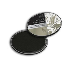 Spectrum Noir Ink Pad Midas Metallic Platinum (SN-IP-MIM-PLAT)