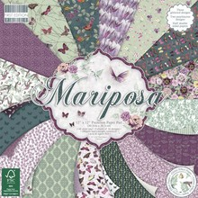 First Edition Mariposa 12x12 Inch Paper Pad (FEPAD197)